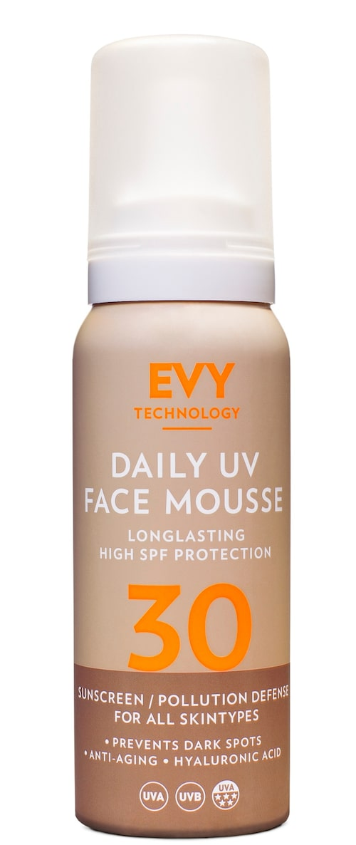 Daily face mousse - Evy.