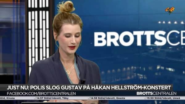 Hellstroms mardrom fortsatter