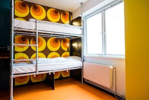 Copenhagen Downtown Hostel passar för dig som vill bo billigt men centralt.