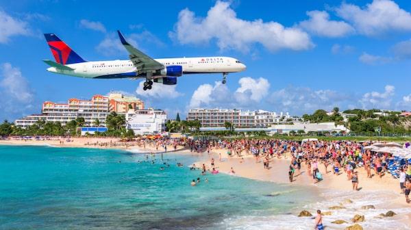 Glöm inte att kolla hur långt bort flygplatsen ligger om du inte rest dit tidigare.