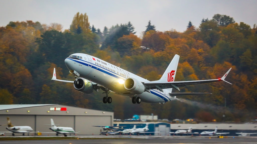 Inget lyft i sikte för Boeings 737 MAX.