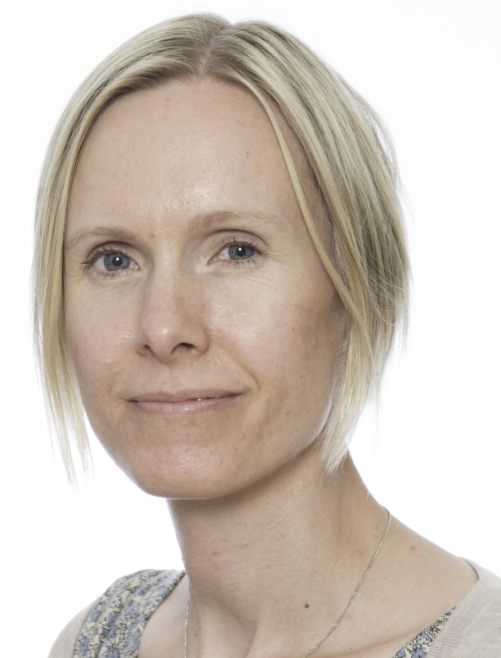 Johanna Löfbom är utredare på Kemikalieinspektionen.