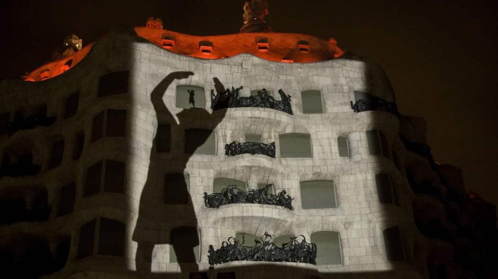 <p>Spöken trivs bra kring tunnelbanestationen Gaudí.</p>