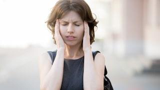 yr i huvudet stress
