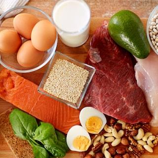 varför är protein bra för kroppen