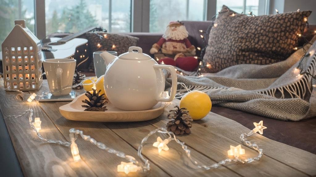 Ett perfekt koncept för den som gillar att pynta och göra mysigt med härliga julförberedelser. Och kanske en chans att minska stressen då man har två månader för fix i stället för en innan julen.