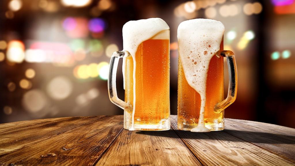 Nätförsäljningen av alkoholfri öl har ökat med flera hundra procent.