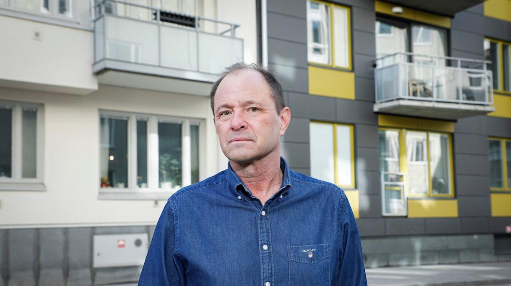 Björn Olsen är överläkare och professor i infektionssjukdomar.