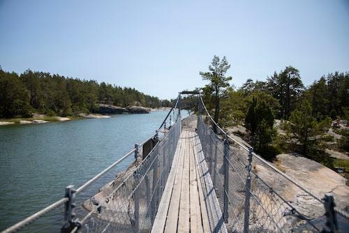 Stendörren är ett fint naturreservat mellan Trosa och Nyköping.