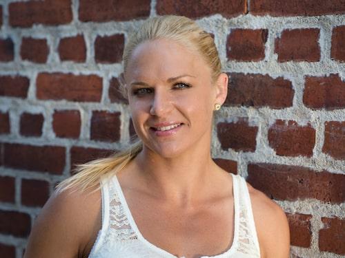 Frida Wallberg är Sveriges mest framgångsrika boxare genom tiderna.