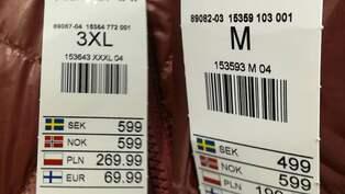 Plus size-kläder dyrare på Kappahl – Linda 80c57f4540fa9