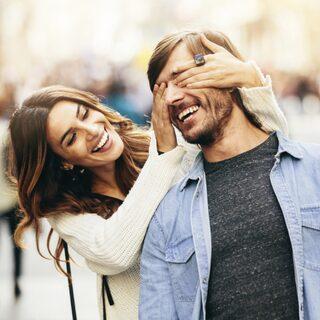 har dating kommit före en relation