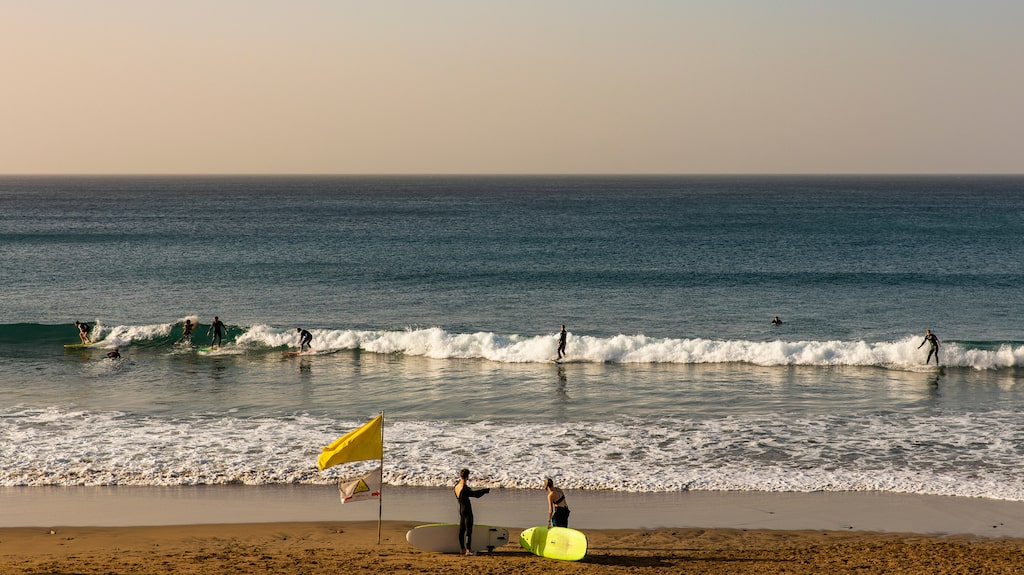 Surfstranden La Cícer.