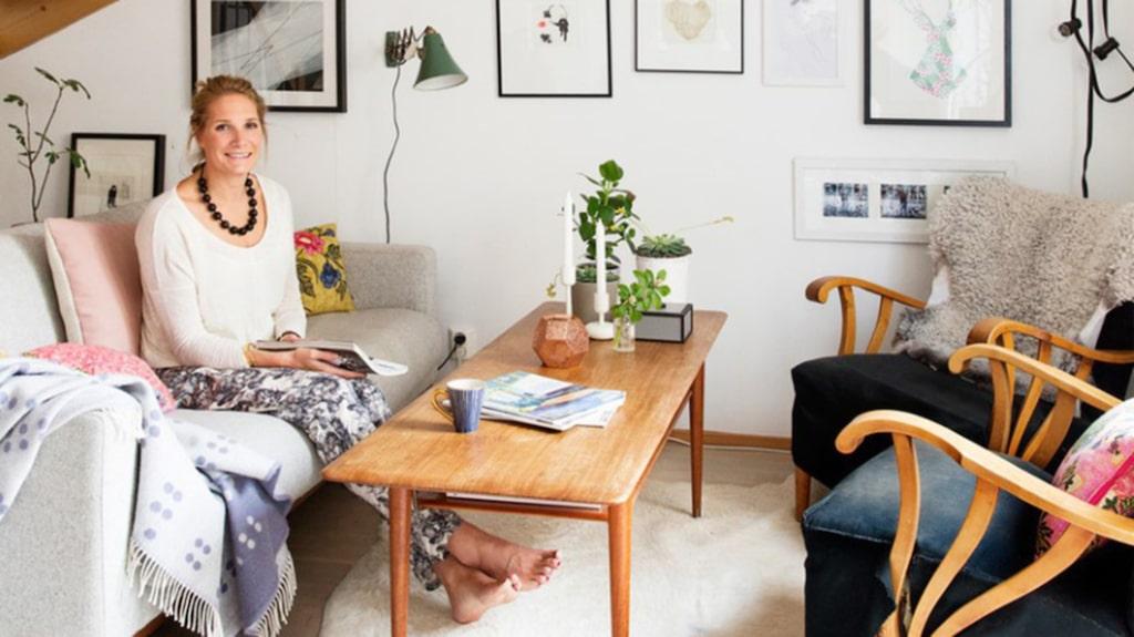 Niki Brantmark älskar det enkla i skandinavisk design.