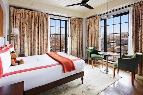 Bowery Hotel – kändisfavorit med kuslig hemlighet.