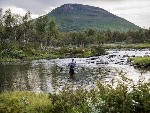 I Funäsfjällen finns fiske för alla nivåer.