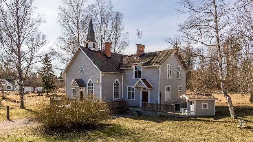 Nu kan huset bli ditt för 2 095 000 kronor.