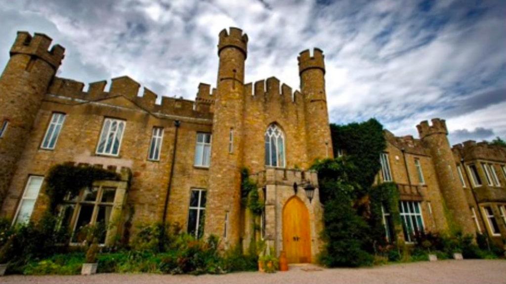 Augill Castle är ett slott med rötter från 1841.