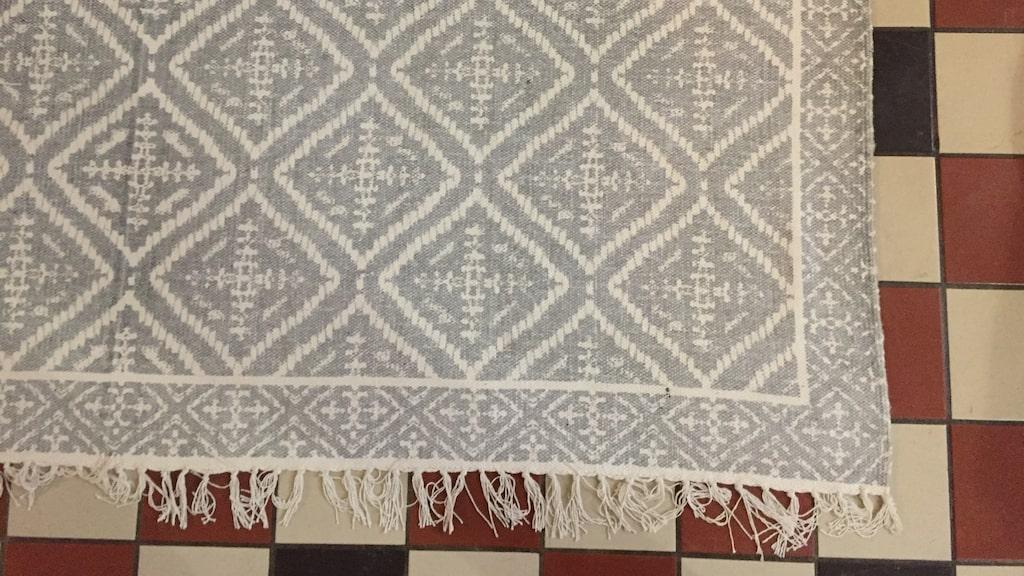 """""""Det finns så otroligt mycket fina mattor som blir som ett smycke i hemmet"""", säger Ulrika Sjövall, designchef på Ellos."""