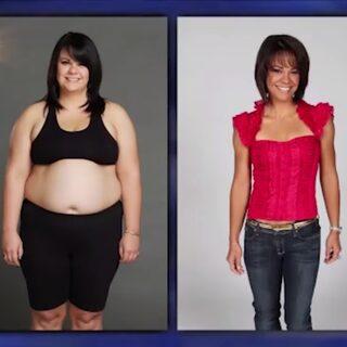 gå ner mycket i vikt snabbt
