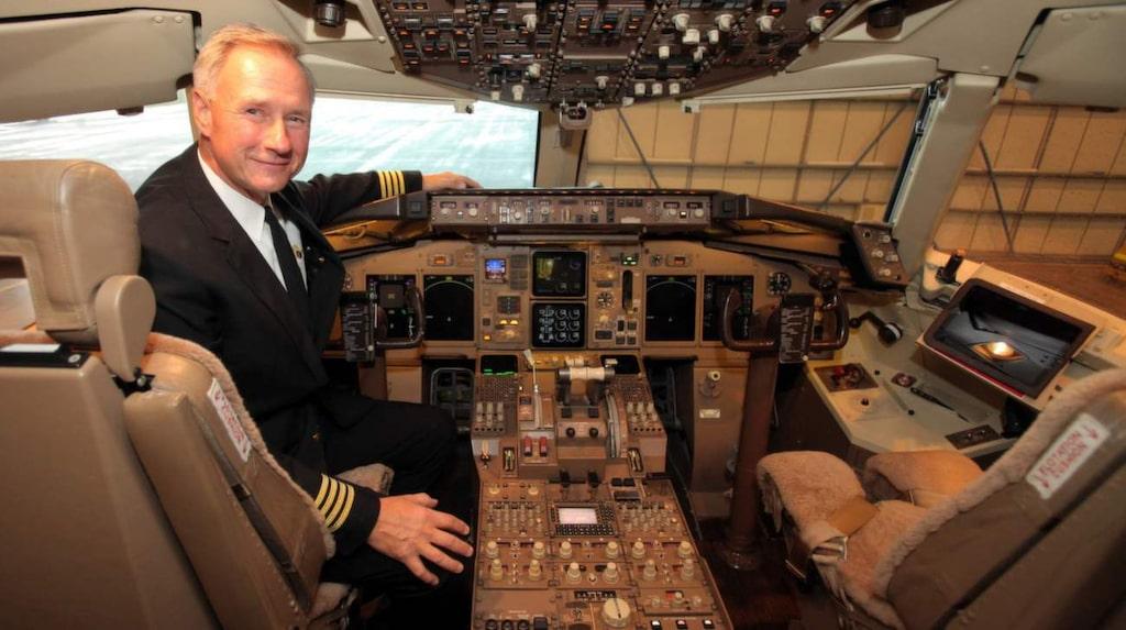 Ett besök i cockpit.