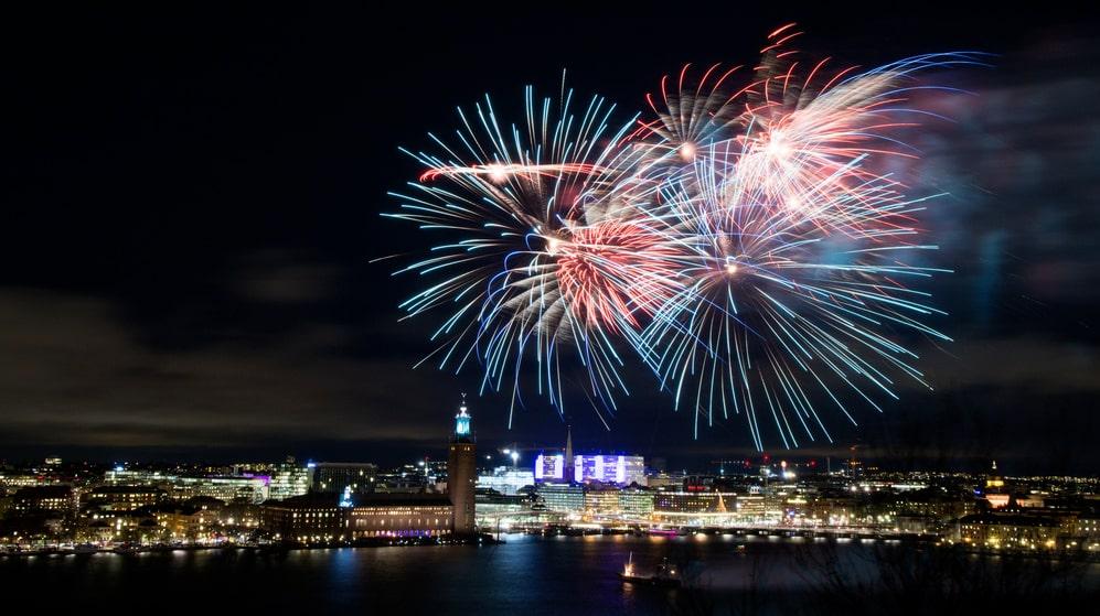 Fira in 2019 på bästa sätt i Stockholm.