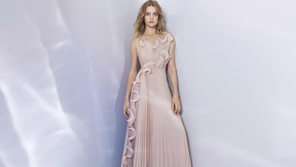 Supermodellen som frontar kampanjen är Natalia Vodianova.