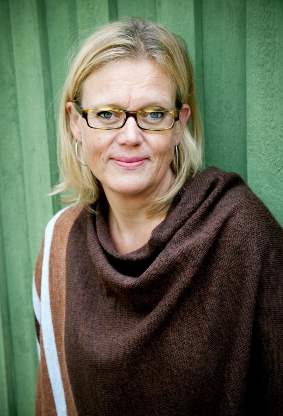 Ulrika Flodin Furås, 47. Aktuell med boken Gatsmart odling och bloggen gatsmart.eu.