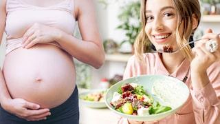 spenat gravid livsmedelsverket