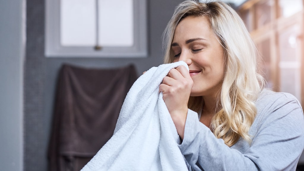 Vill du ha väldoftande tvätt utan att använda sköljmedel? Då ska du testa det här tricket.