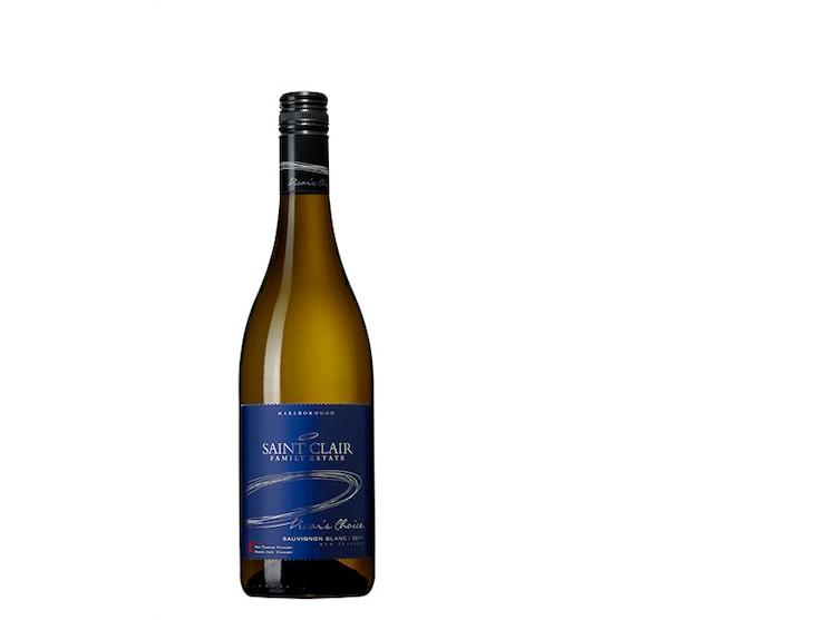 Saint Clair Vicar's Choice Sauvignon Blanc, nr 12000, 99 kronor.