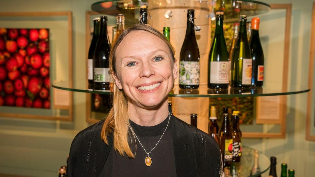 Anna-Karin Svanberg är utställningsproducent på Spritmuseum.