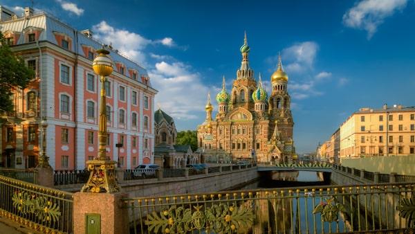 Imponerande arkitektur och kultur.