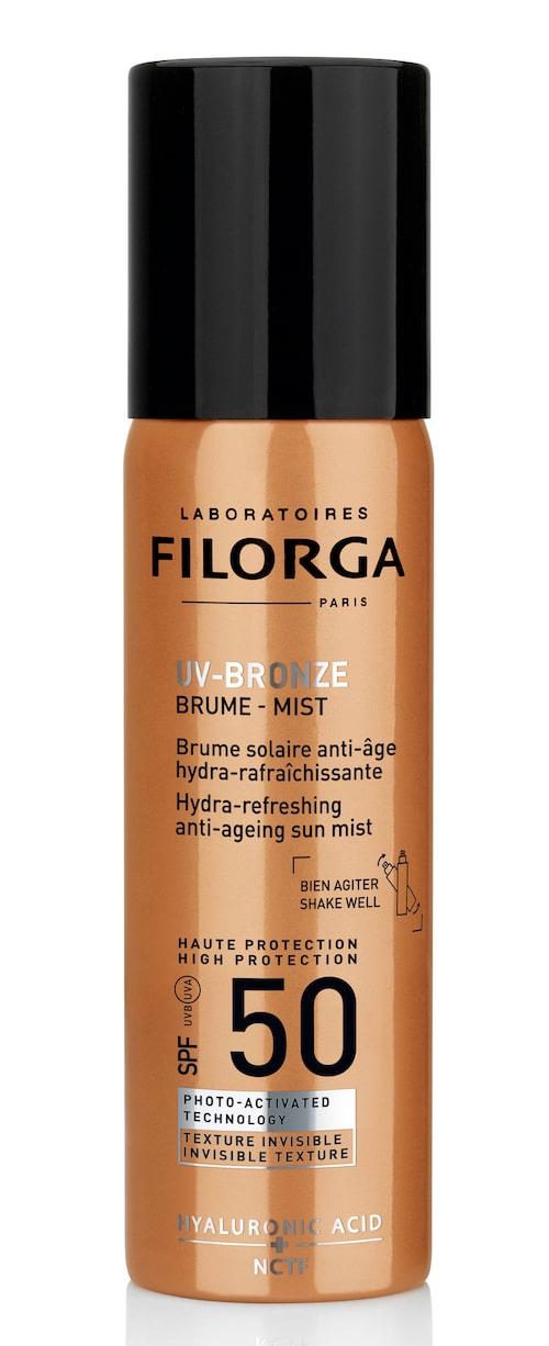 UV bronze face mist - Filorga.