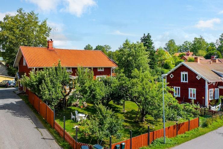 119 år gammalt hus i Mellösa.