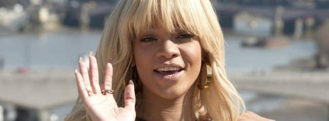Rihanna dejtar som nu 2012