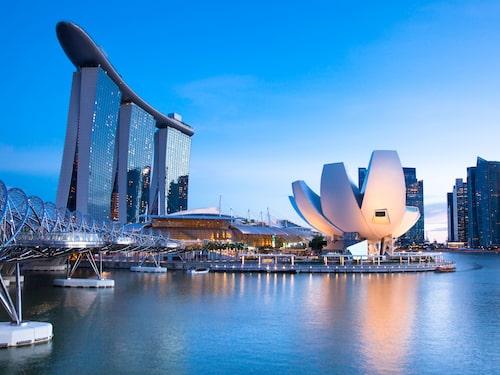 Singapore är världens mest välkomnande stad, enligt undersökningen.