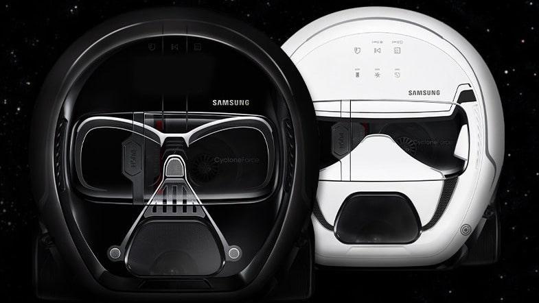 ... men kan du inte hålla dig kan du redan nu få hem Darth Vader.