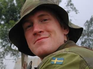 Tva talibaner dodade i strid med svenskar
