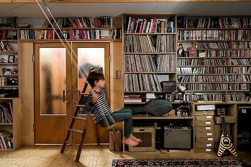 Lekfulla detaljer ger ett glatt inslag i hemmet.