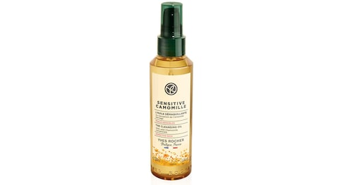 Cleansing oil sensitive camomille, Yves Rocher
