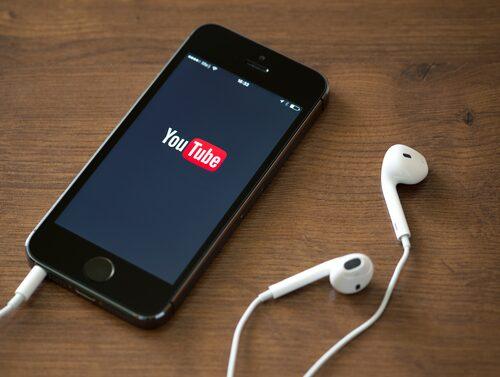 Vad du än är intresserad av finns det på Youtube.