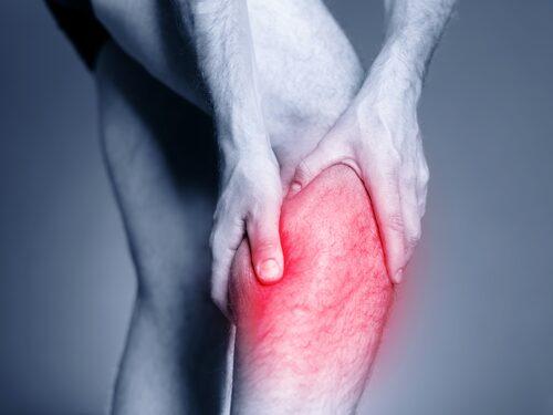 Vid kroniskt kompartmentsyndrom kan du uppleva ömma och spända muskler på underbenets utsida eller framsida.