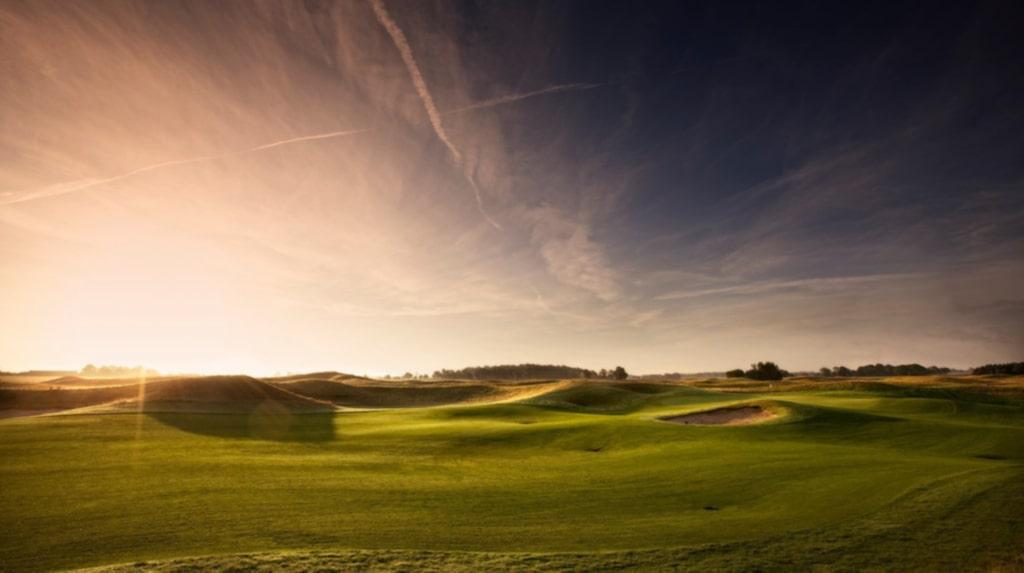 Vasatorps Golfklubb, Tournament Course.