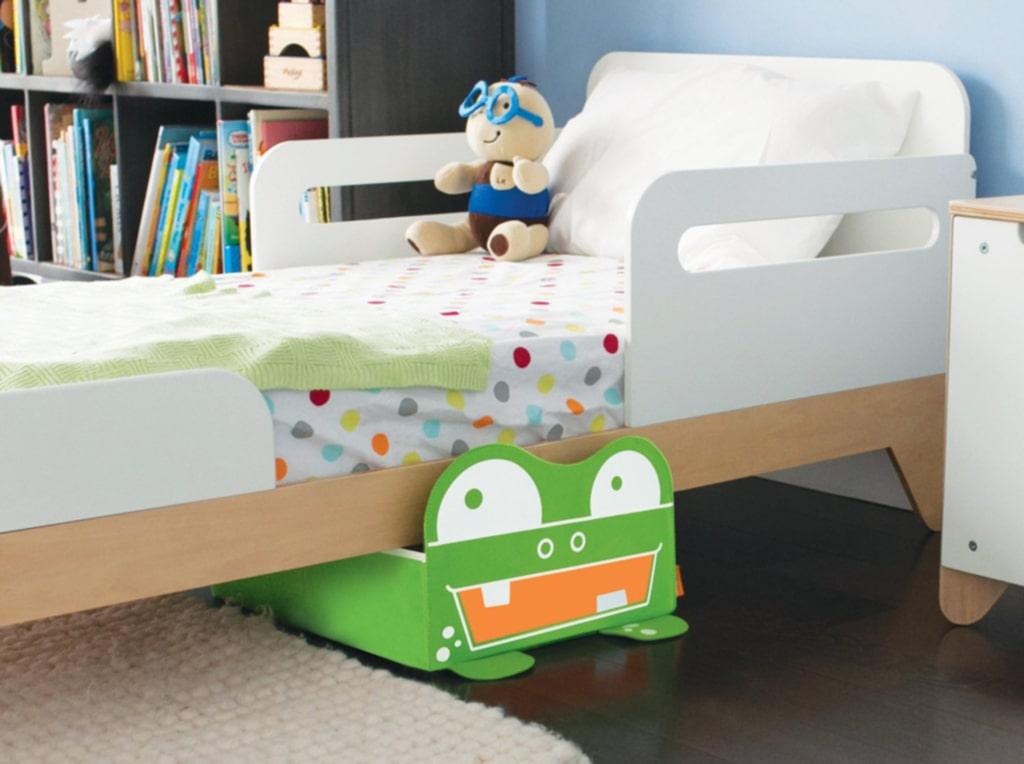 Monster under sängen.