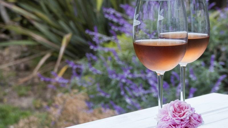 Franska Provence är känt för sina fruktiga roséviner.