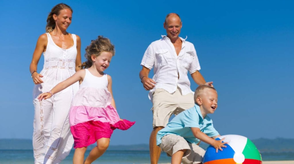 """Solresor har charterresor för hela familjen under konceptet """"Family""""."""