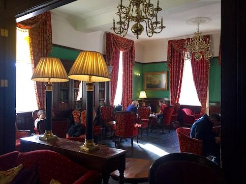 """Central Hotel har en """"hemlig"""" bar som Dublinborna själva gärna besöker."""