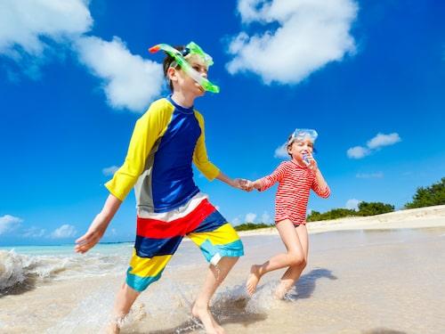 Solkräm är tänkt som ett komplement till andra skydd, som hatt, långärmat och solglasögonen.