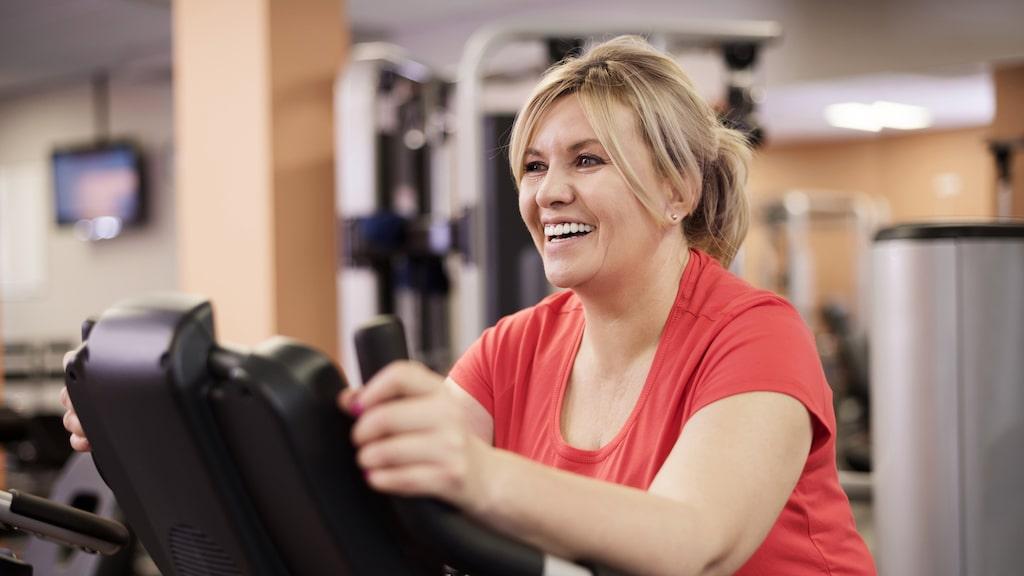 Det visar en ny studie som befäster fördelarna med att leva en aktiv livsstil.